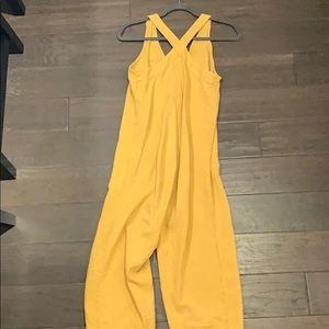 Abound Pants - Nordstrom jumpsuit with buttons on front